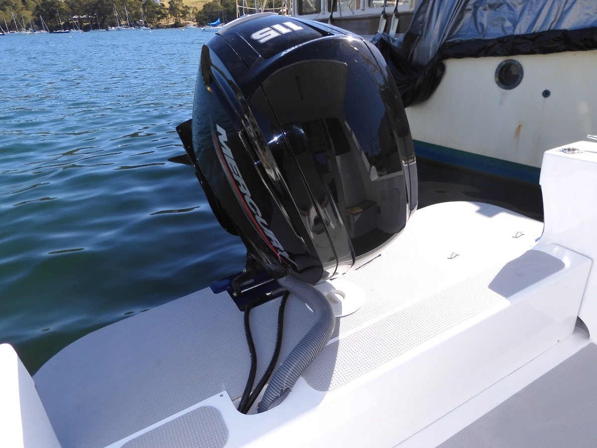 Steber Persuader 2200 Offshore MAJOR CONVERSION/REFIT, JUST SUPERB