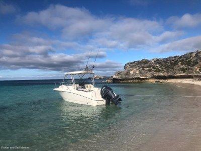 Wellcraft 232 Coastal with 2018 trailer