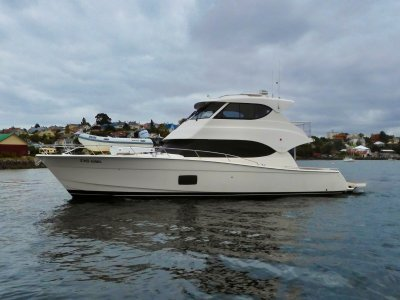 Maritimo M48 SERIES 11, EXCEPTIONAL CONDITION.