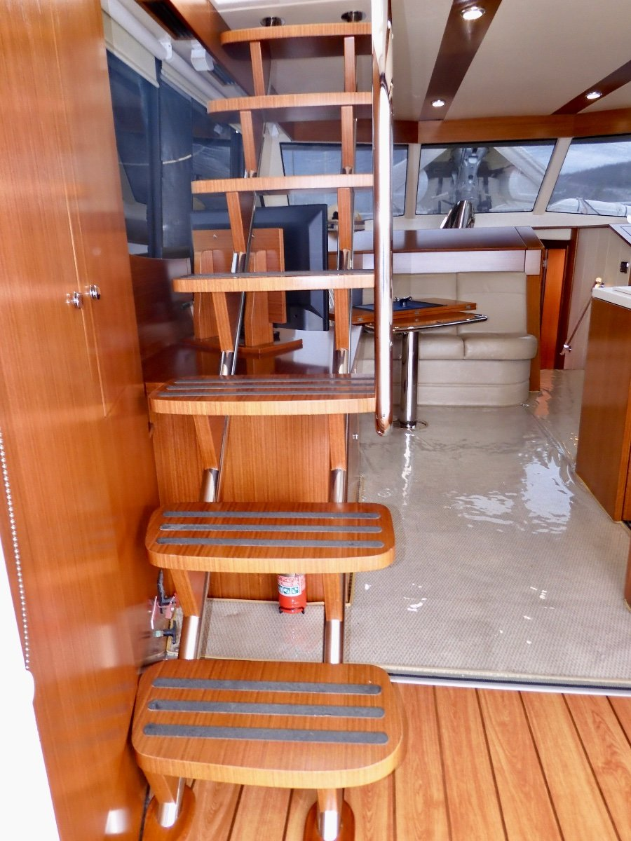 Maritimo M48 SERIES 11, EXCEPTIONAL AS NEW CONDITION.