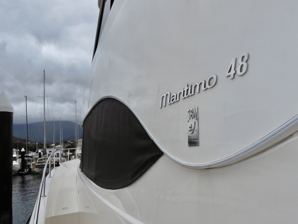 "Maritimo M48 SERIES 11, EXCEPTIONAL ""AS NEW"" CONDITION."