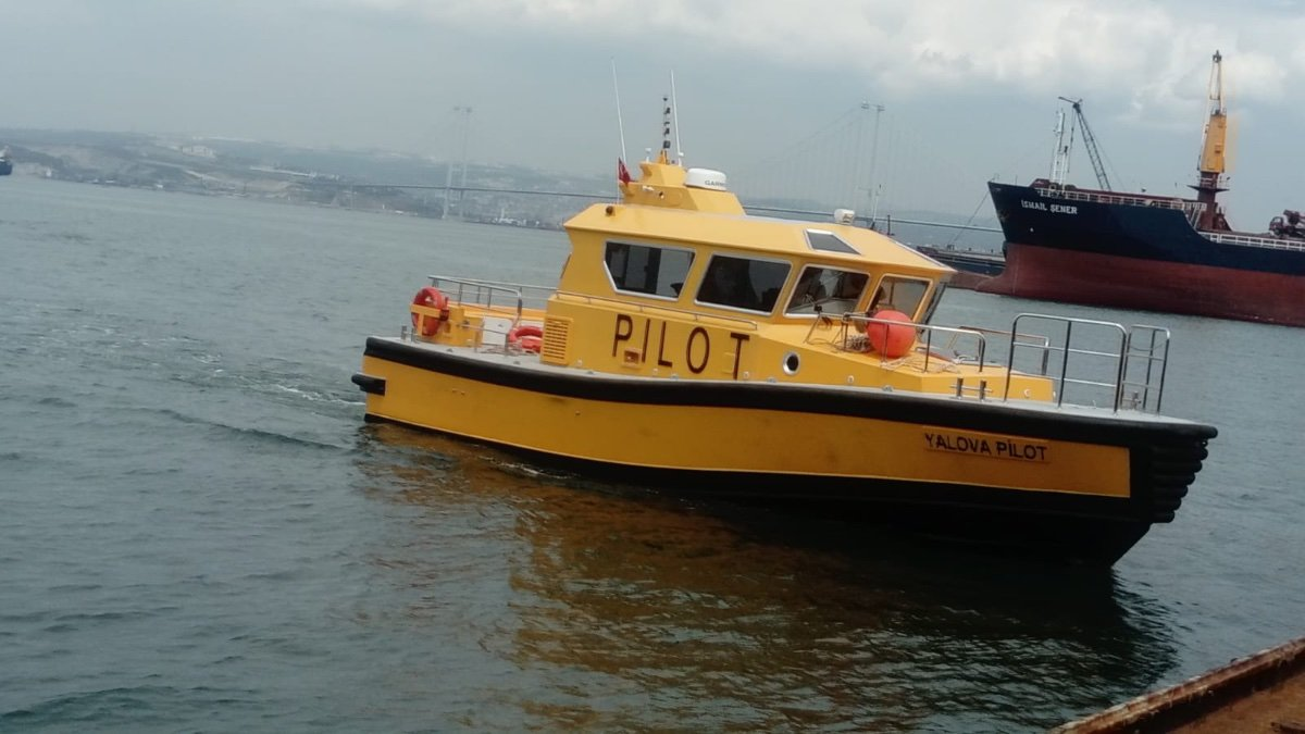 14m Pilot Boat