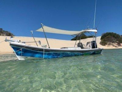 Black Watch Kokoda 22 Long Boat