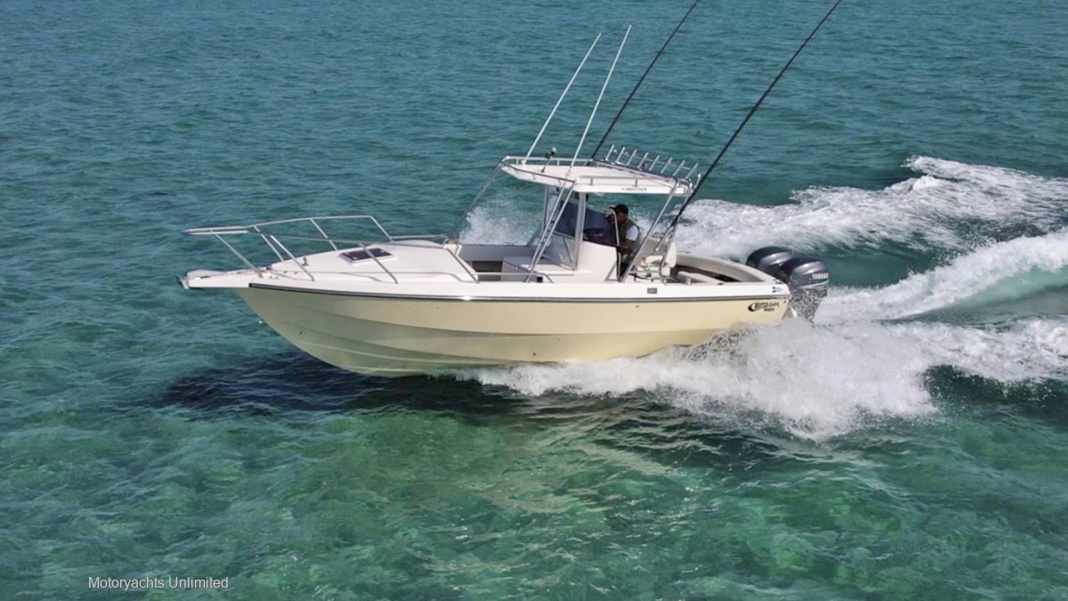 Master Class 29 Centre Console *** Day adventure boat at its best ***