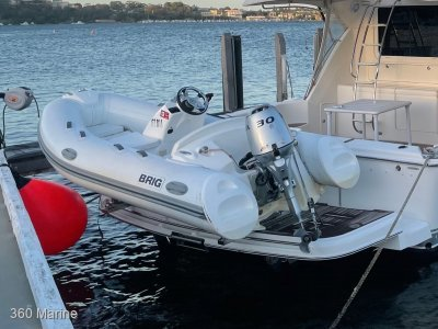 Brig Eagle 340 Good condition luxury tender ready to go!