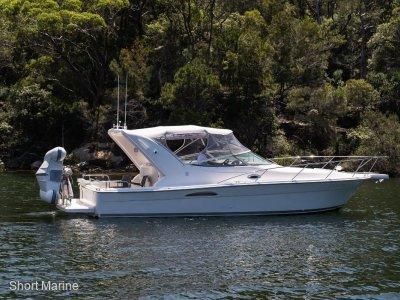 Riviera 3000 Offshore Series 2