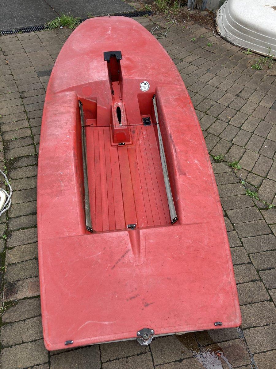 Ezy Topper Custom Topper Sailing Dinghy can deliver