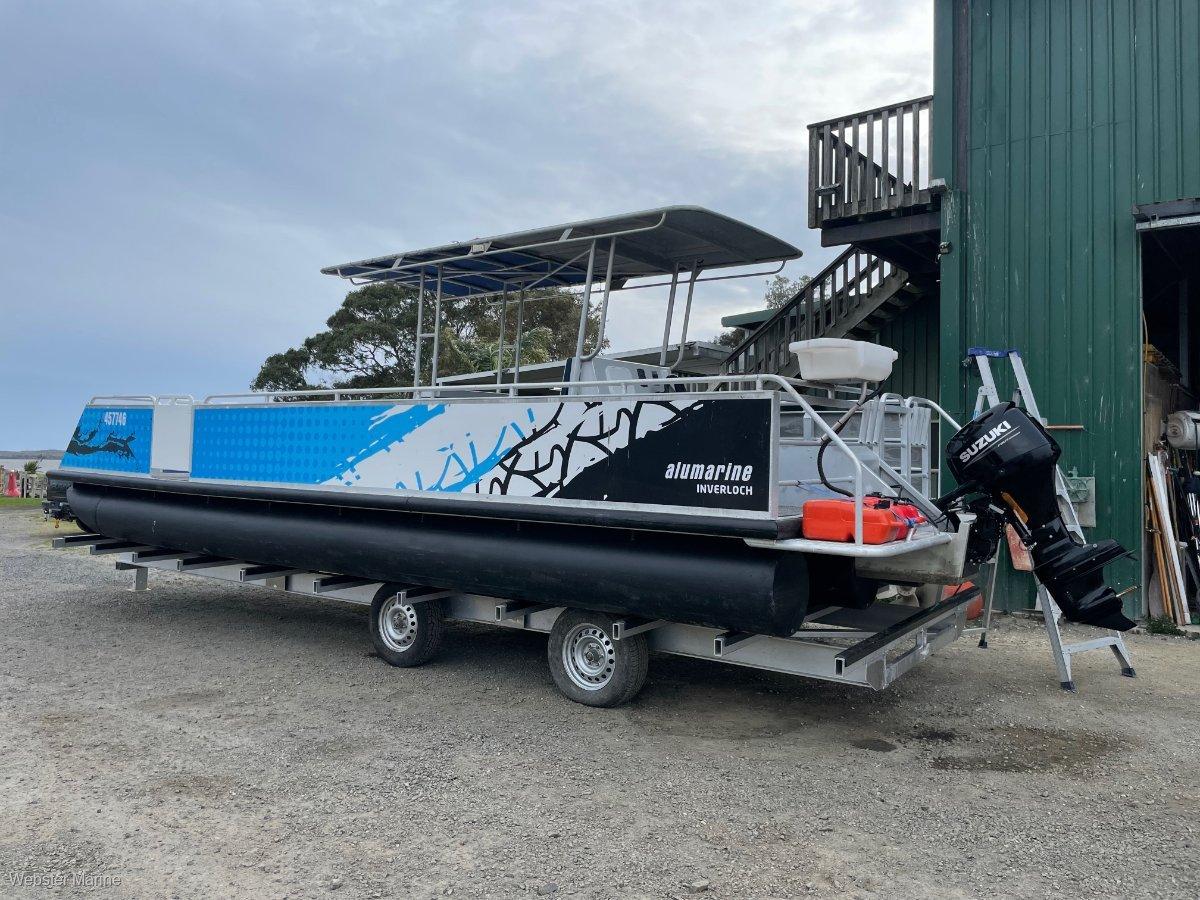 Alumarine 10 x 3.2 Work Boat NSCV 4E