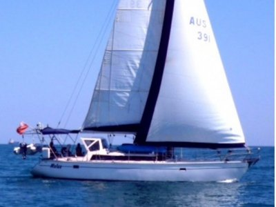 Adams 42 BLUEWATER CRUISING YACHT