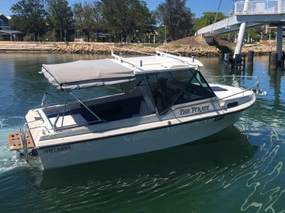 Voyager Marquis 2300 Sports Cruiser