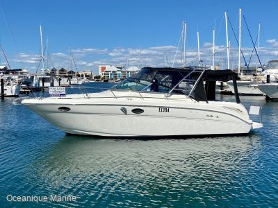 Sea Ray 290 Amberjack *Just Serviced*