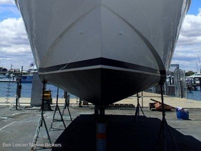 Jackman 40 Flybridge Cruiser
