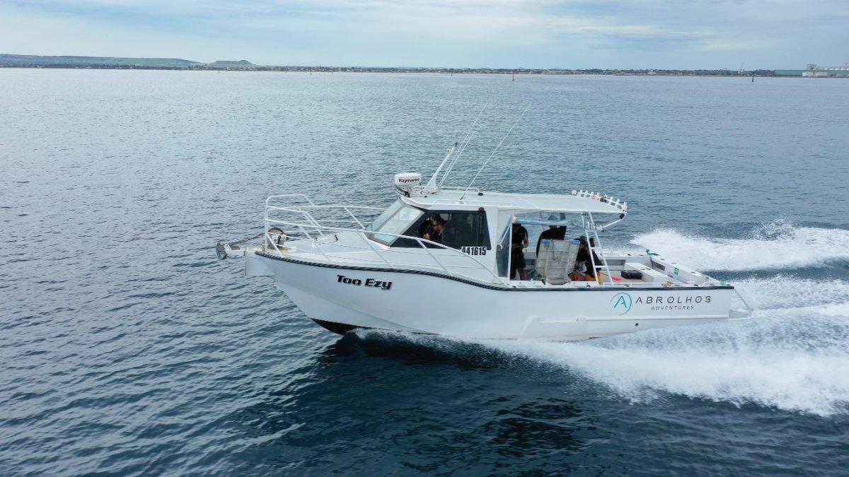 Jackman 9.0 Hardtop Fishing and Charter 2C Survey