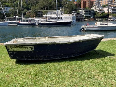 Custom Seal Al Dinghy Tinny Row Boat can Deliver