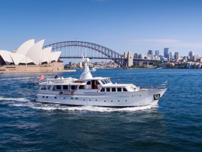 Feadship Design 85 Motor Yacht