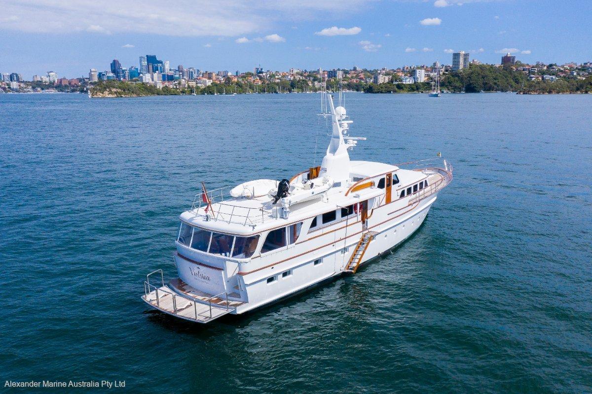 Feadship 85 Motor Yacht
