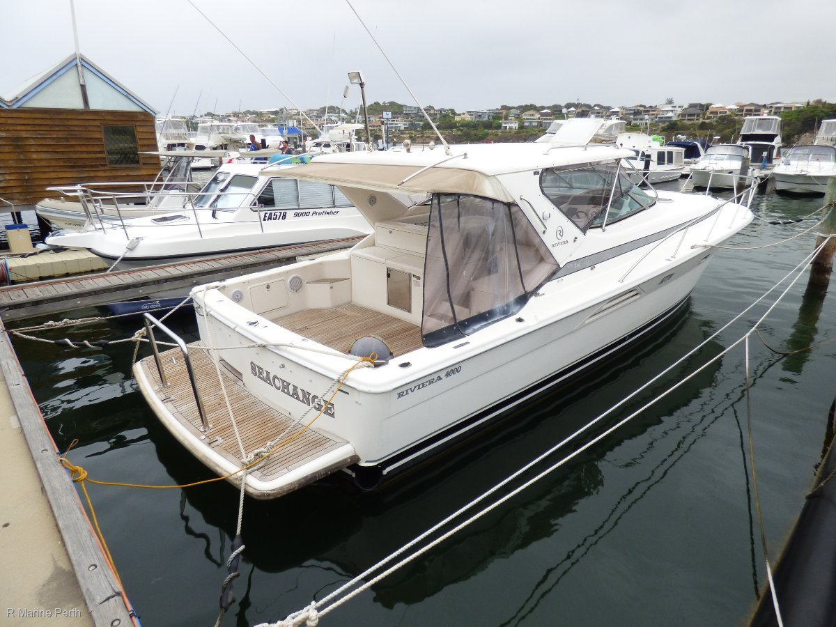 Riviera 4000 Offshore - Reduced to sell