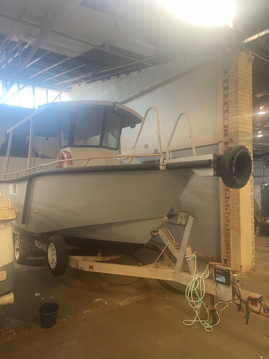 Custom Niche Marine Fishing Vessel In 2C, 2D, 3C