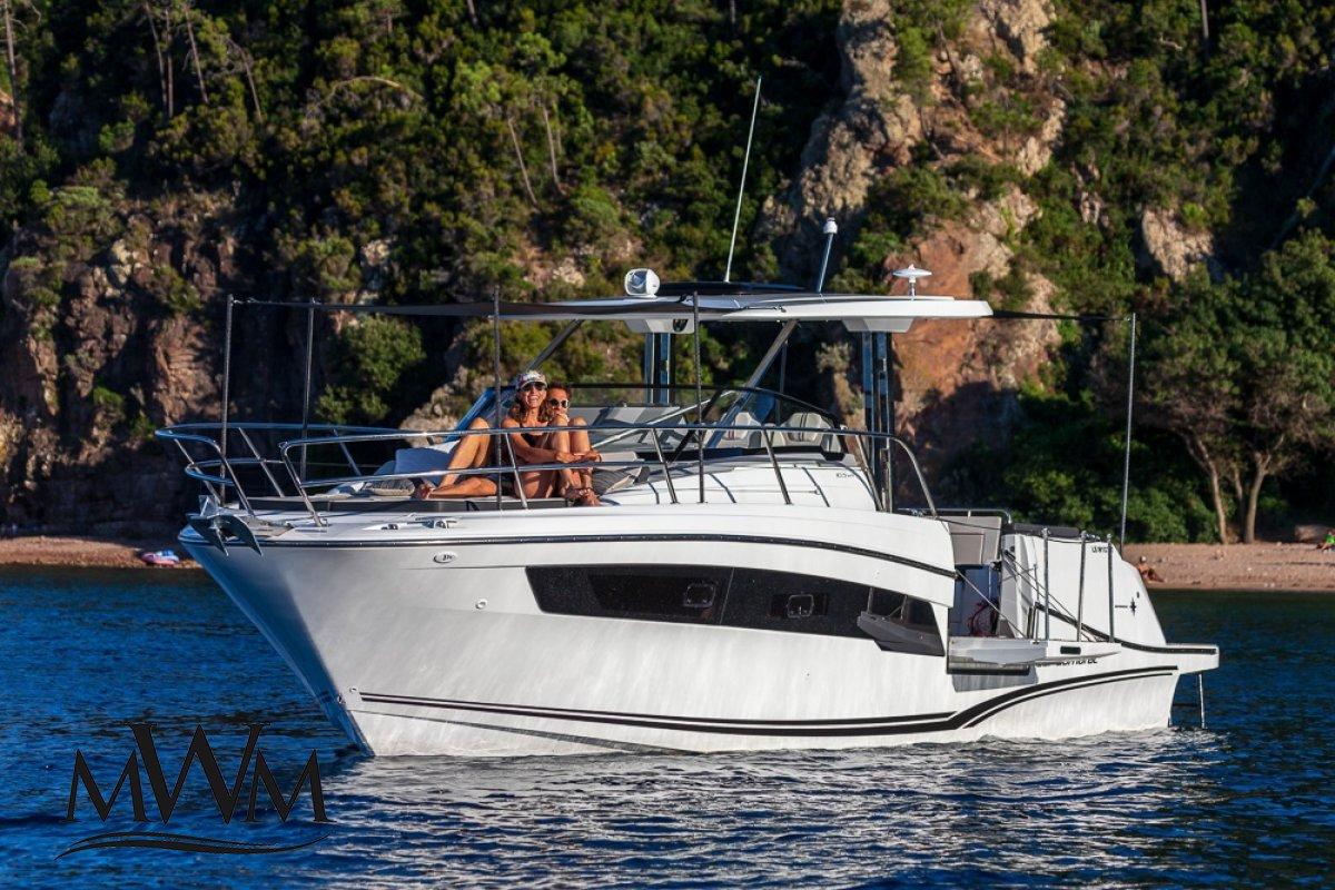 Jeanneau Cap Camarat 10.5WA Series 2 | The NSW Jeanneau Dealership - MWMarine