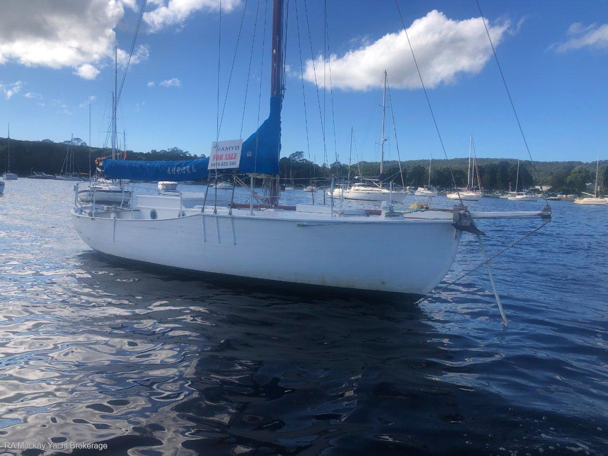 Wally Ward Classic Yacht