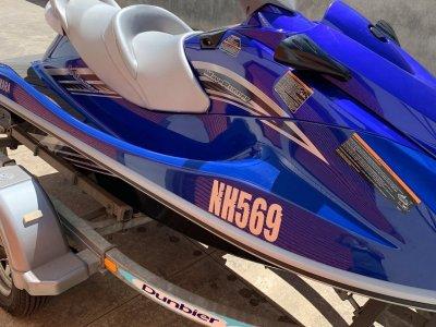 Yamaha VX Cruiser 2011 - Only done 40hrs