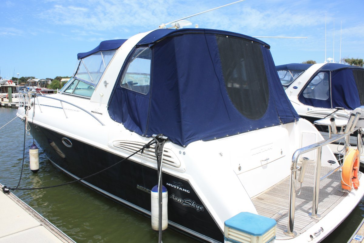 Mustang 3800 Sportcruiser With new upgrades
