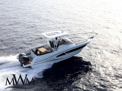 Jeanneau Cap Camarat 9.0 WA | The NSW Jeanneau Dealership - MWMarine
