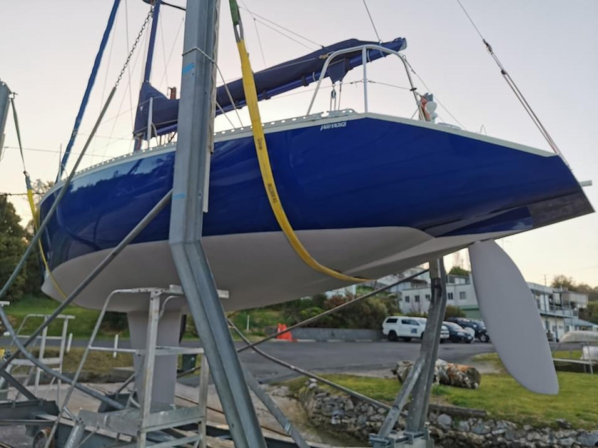 Davidson 34 SUCCESSFUL CRUISER/RACER IN EXCELLENT CONDITION!