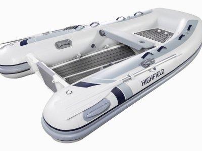 Highfield Inflatable Tenders 2.4m - 3.1m
