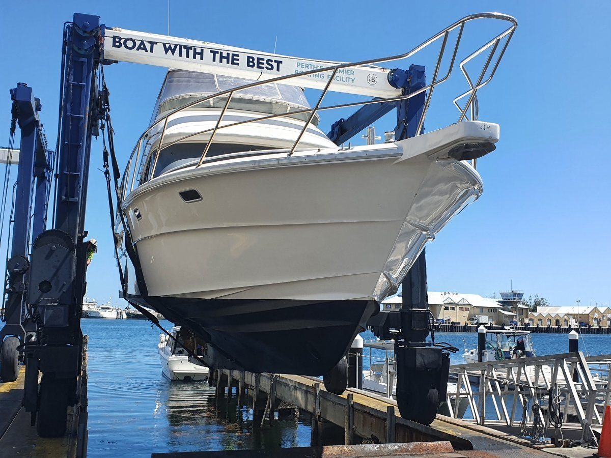 Thomascraft 4500 Flybridge All offers presented illness forces reluctant sale