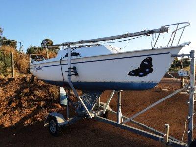 Swarbrick Spacesailer 20