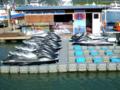 NQ WATERSPORTS JET SKI TOURS