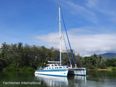 Crowther Catamaran