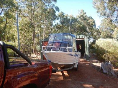 Trailcraft 485 Freestyle 4.85m Trailcraft 2006