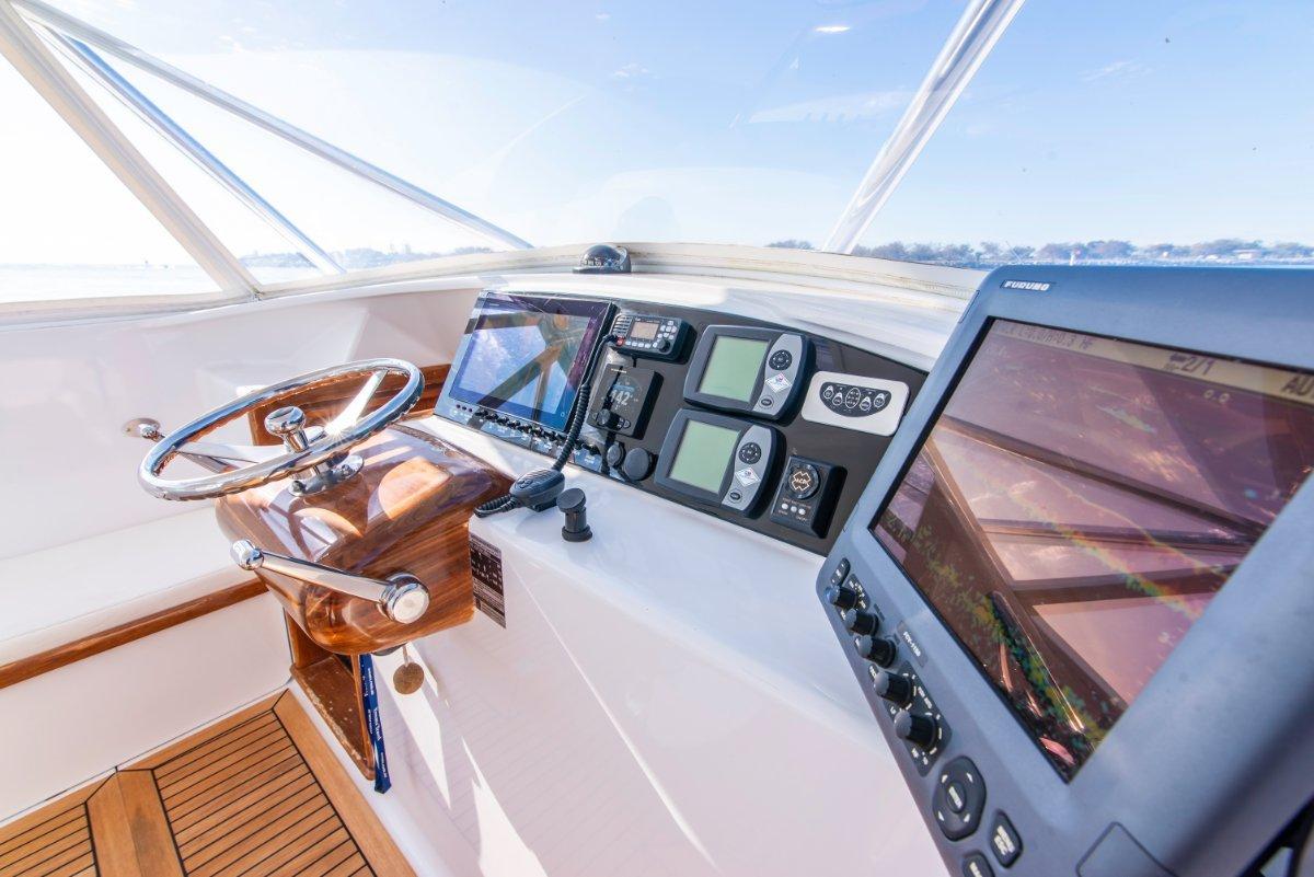 Chadwick Boats 38 Express Custom