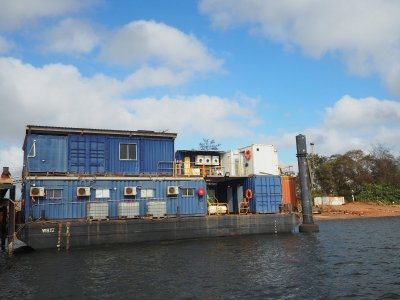 Accommodation Barge- Click for more info...