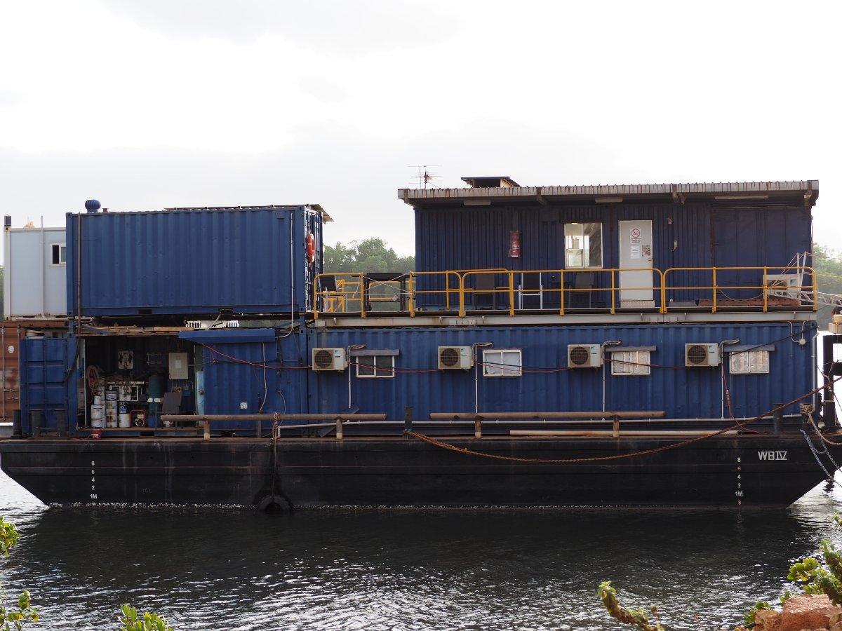 Accommodation Barge