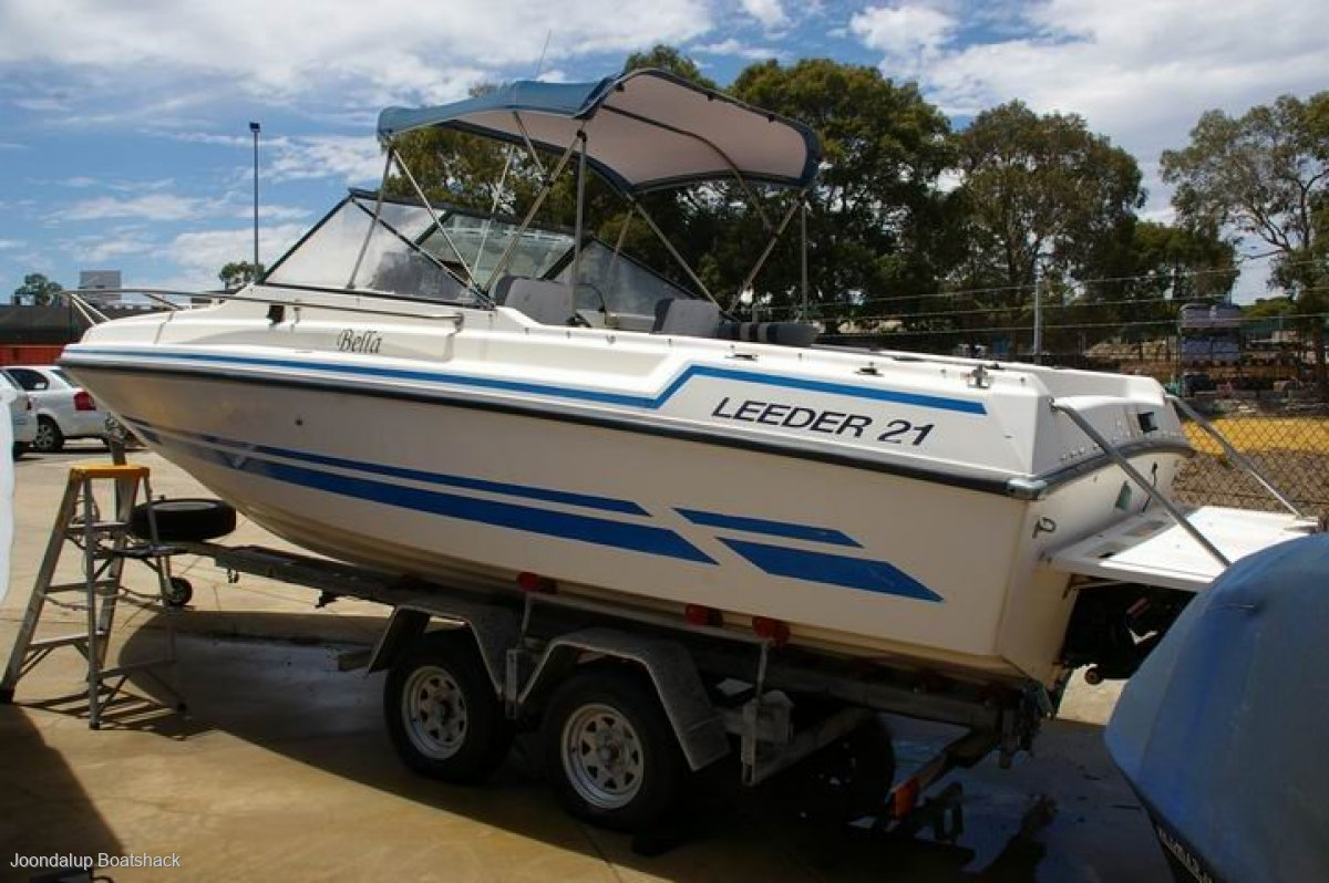 Leeder 650 Sports Cruiser 205 hp