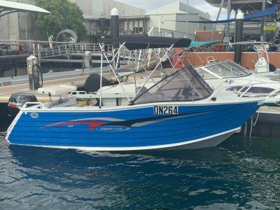 Trailcraft 510 Freestyle 90HP Suzuki 4 stroke
