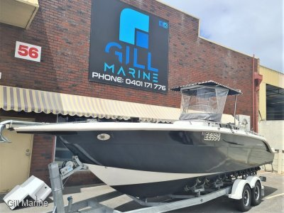 Coast Ryder 8.0 Center Cab AWESOME AL-ROUNDER FAMILY, FISHING BOAT FORSALE