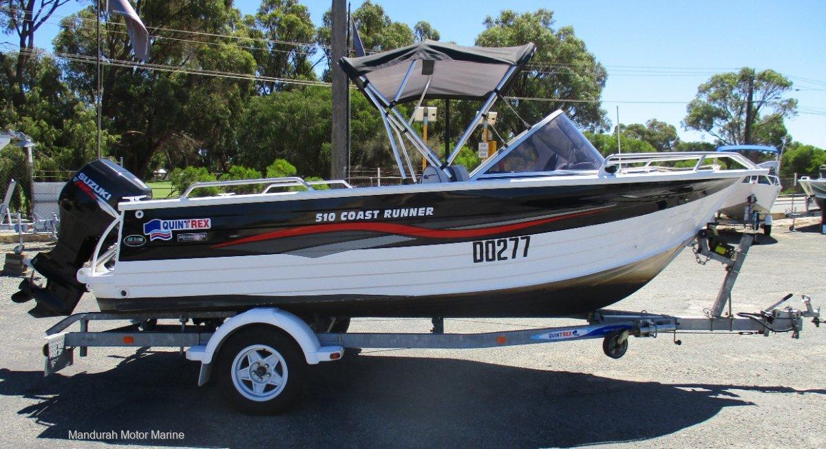 Quintrex 510 Coast Runner