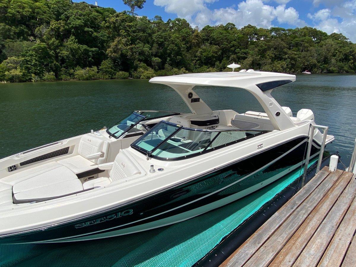 Sea Ray 310 SLX OB Suit New Buyer