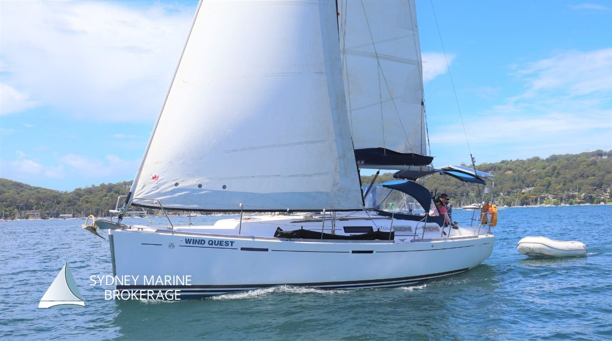 Dufour Grand Large 365