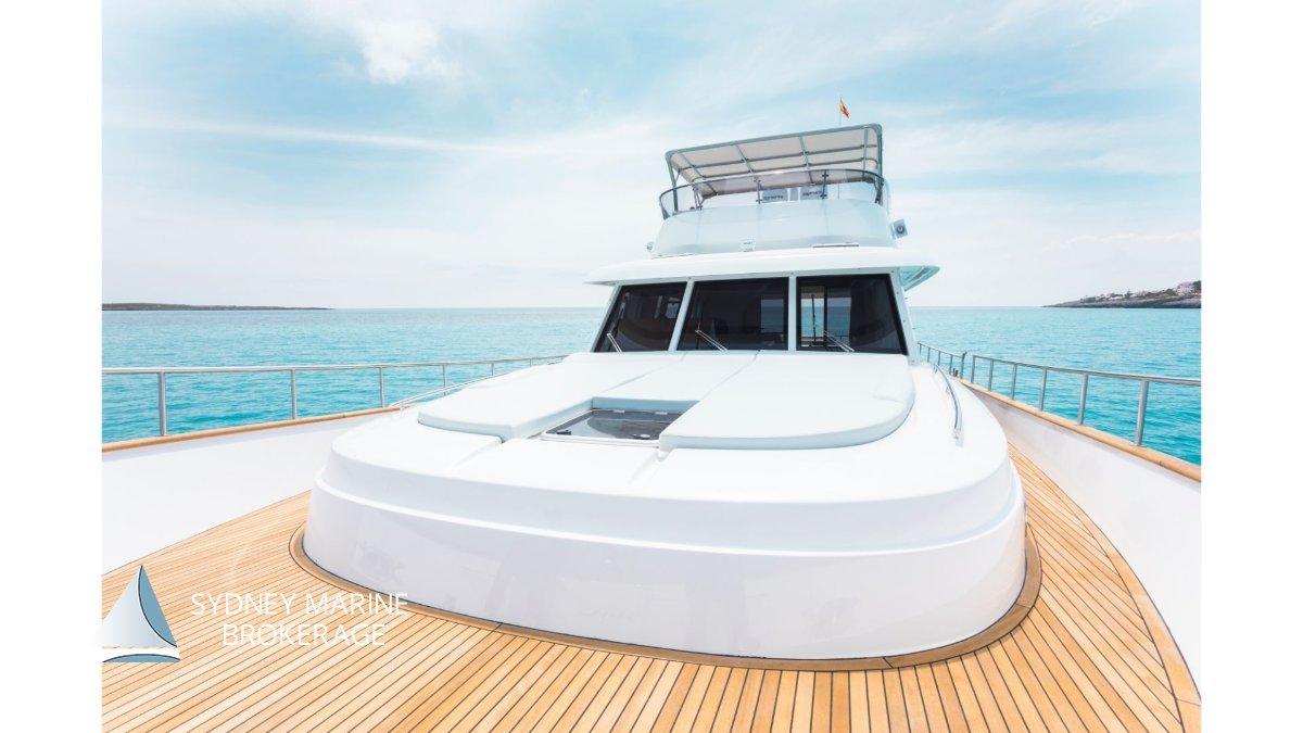 Sasga Yachts Menorquin 68 Flybridge