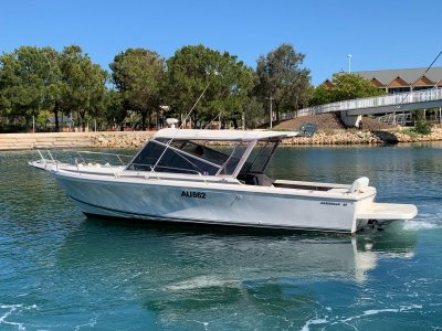Caribbean 26 Open Sport Cruiser