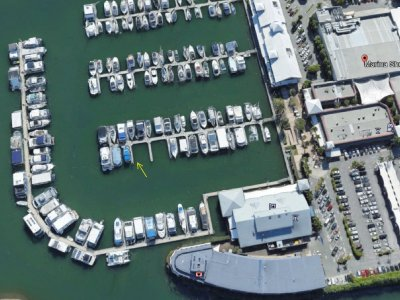 Hope Island Marina Berth 16M Freehold