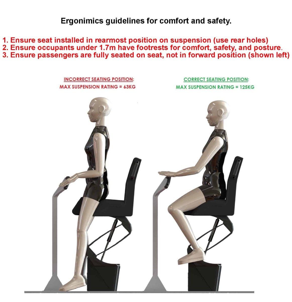 FLEX Seat Suspension