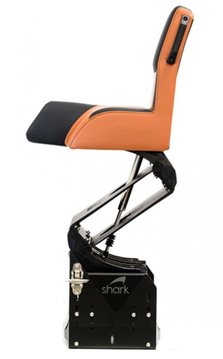 Shark's EPIC Seat