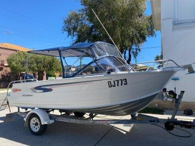 Stacer 519 Sea Master Versatile Family Fun Boat