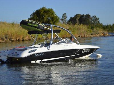 Savage 2012 175.0 hp Mercruiser Stern drive / Bowrider